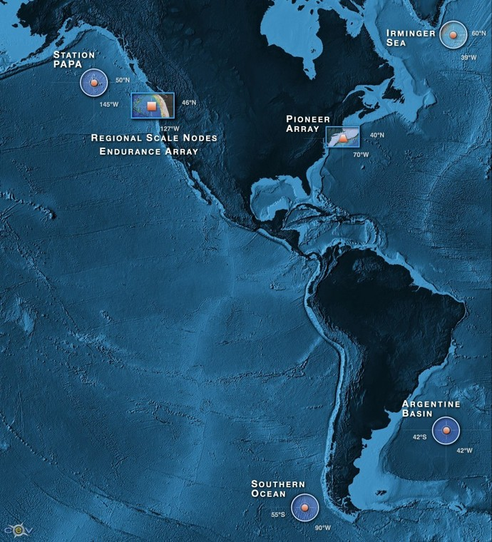 The Ocean Observatories Initiative