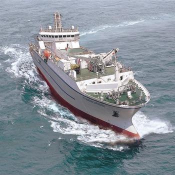 TE SubCom Cable Ship Dependable